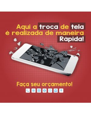 Artes para Redes Sociais 10un.