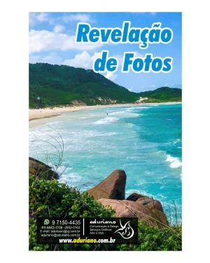 Revelação de Fotos 15x21 25un.