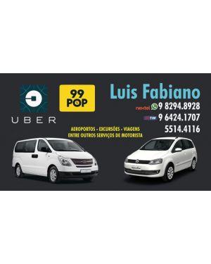 Cartão de Visita Verniz Total Frente Couchê Brilho 4X4 3.000 un.